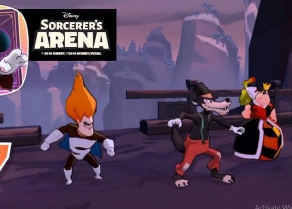 Disney's Sorcerer