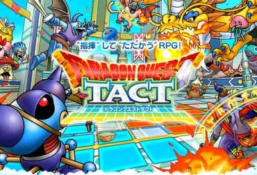 Dragon Quest Tactics
