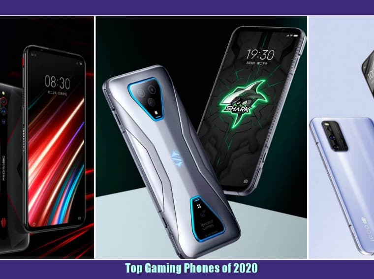 Top Gaming Phones