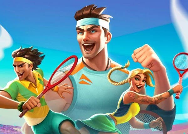 Tennis Clash: 3D Free Multiplayer Sports Game.