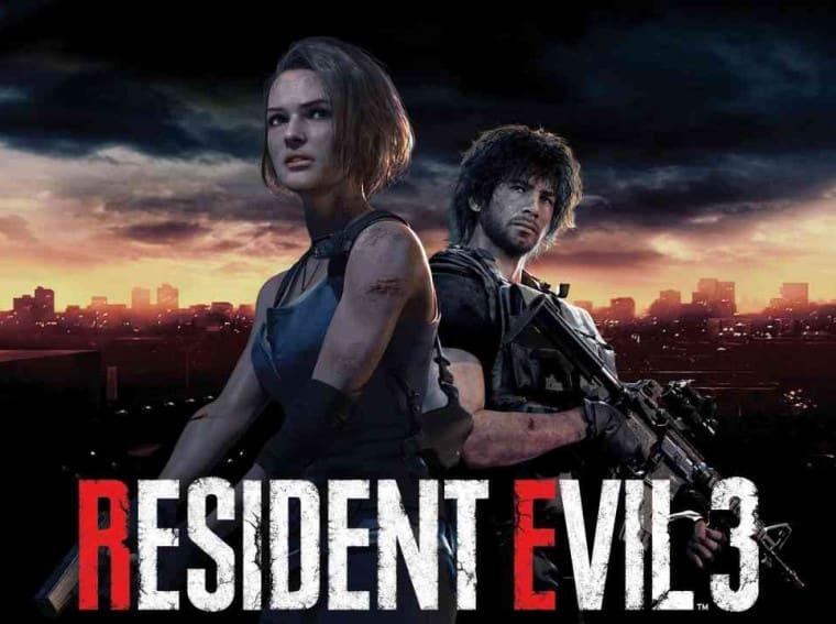 Resident Evil 3 Nintendo Switch