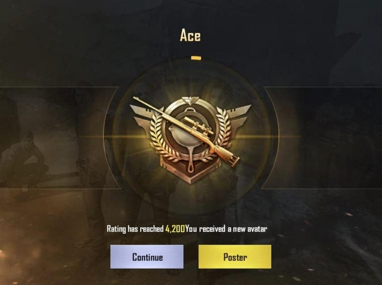 How To Reach Ace Tier In Pubg Mobile Season 12 Easily Mobigaming Com