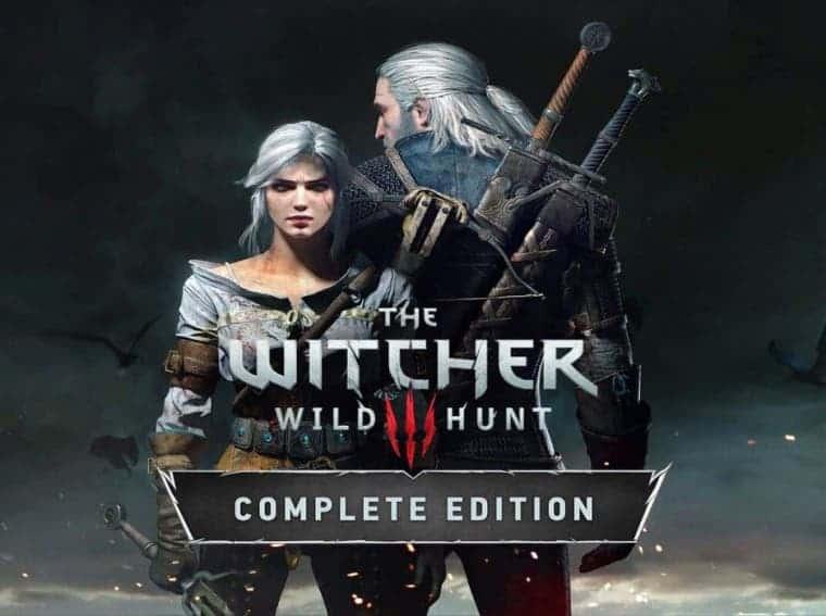 Witcher 3 Nintendo Switch