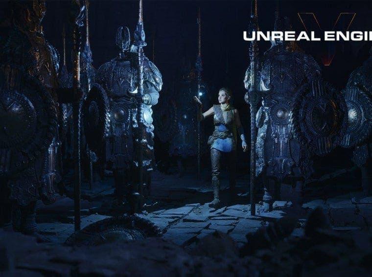 Unreal Engine 5