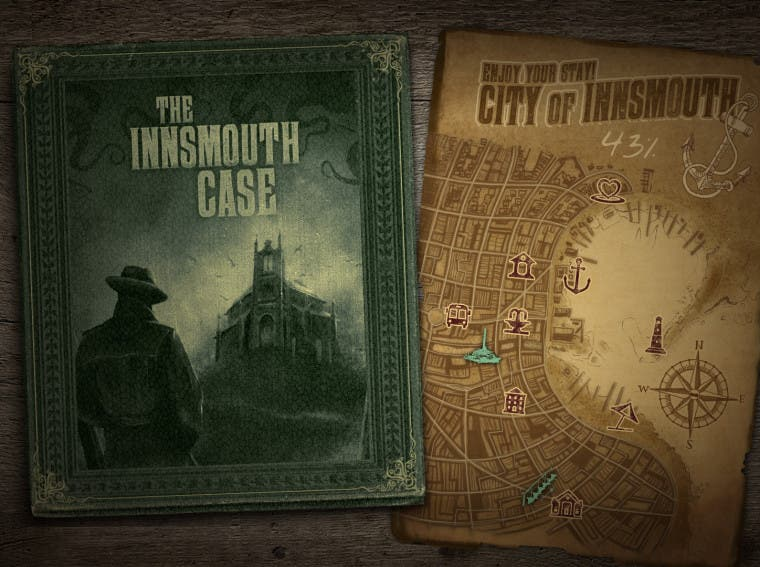 The Innsmouth Case Is An Upcoming Blend Of Comedy and Horror
