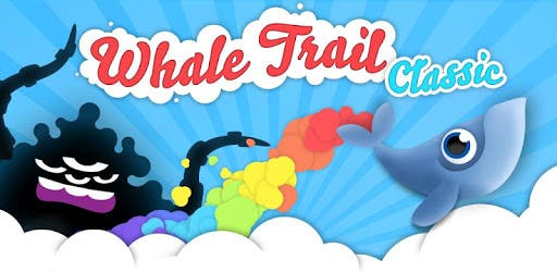 Whale Trail Classic Now Available For Half The Price On Play Store