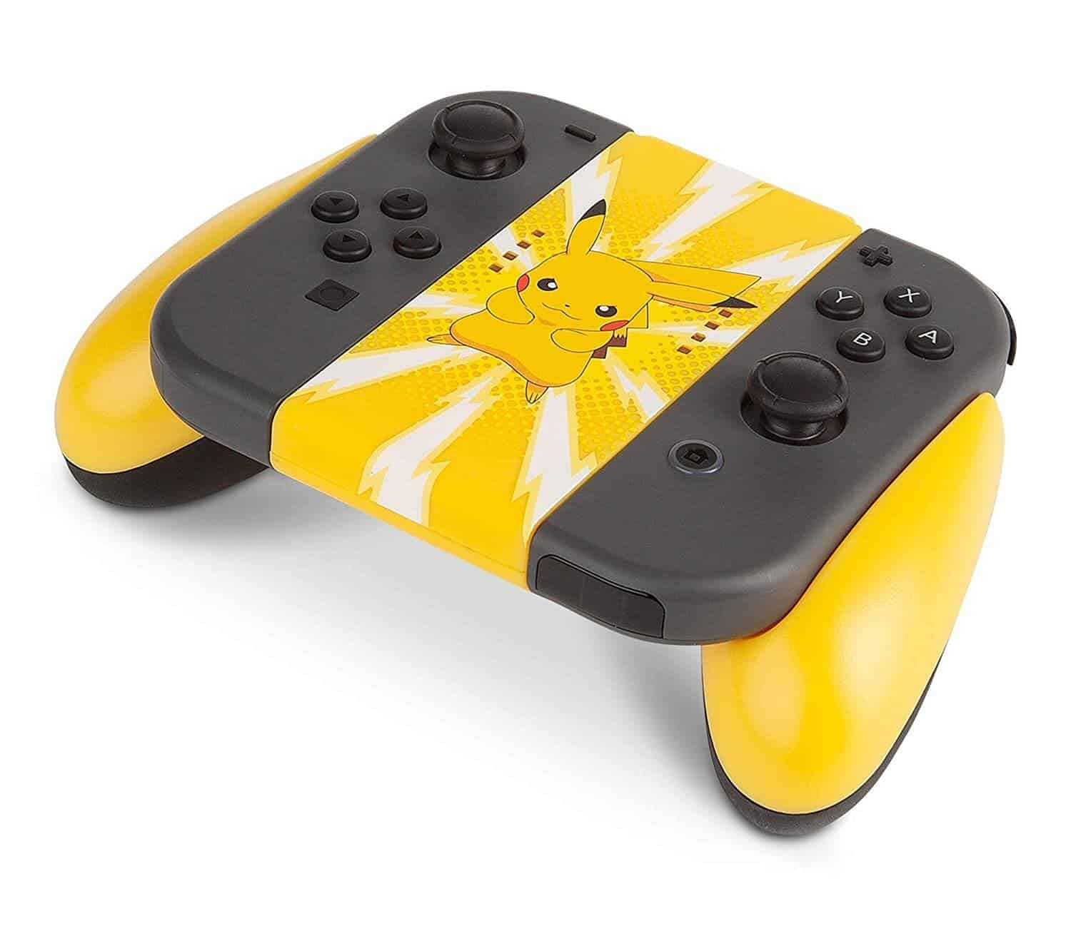 Nintendo Switch Pikachu Joy-Con grip