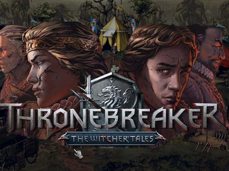 Thronebreaker: The Witcher Tale Is Now Available For iOS