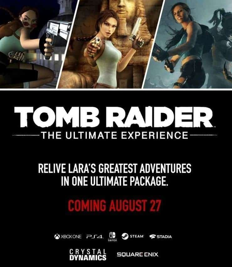 Tomb Raider Switch