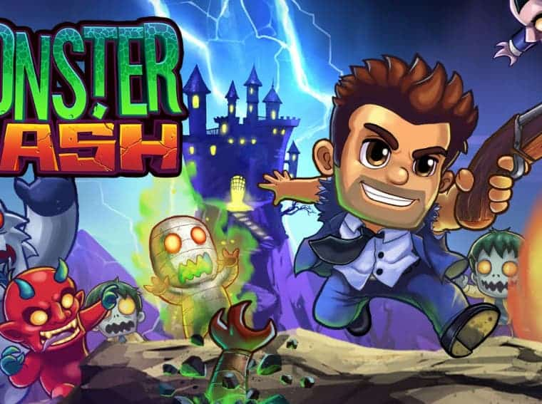 Monster Dash Is Finally Back After 3 Years On App Store