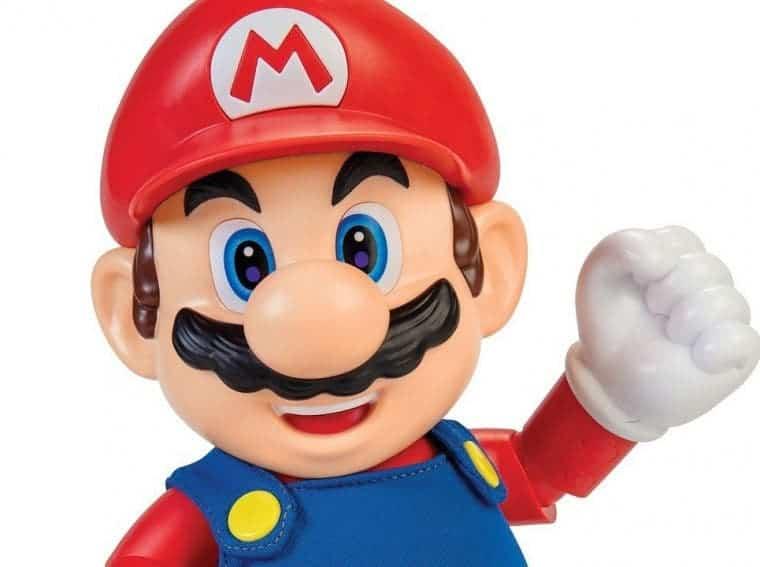 It's-A Me Mario