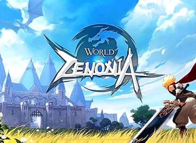World of Zenonia
