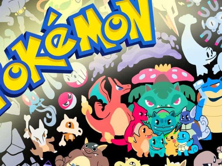 Pokémon anniversary