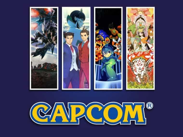 Capcom Switch Sale