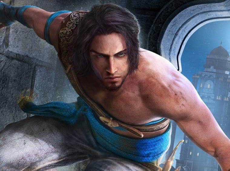 Prince of Persia Remake Switch