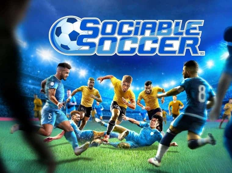 Sociable Soccer 2020