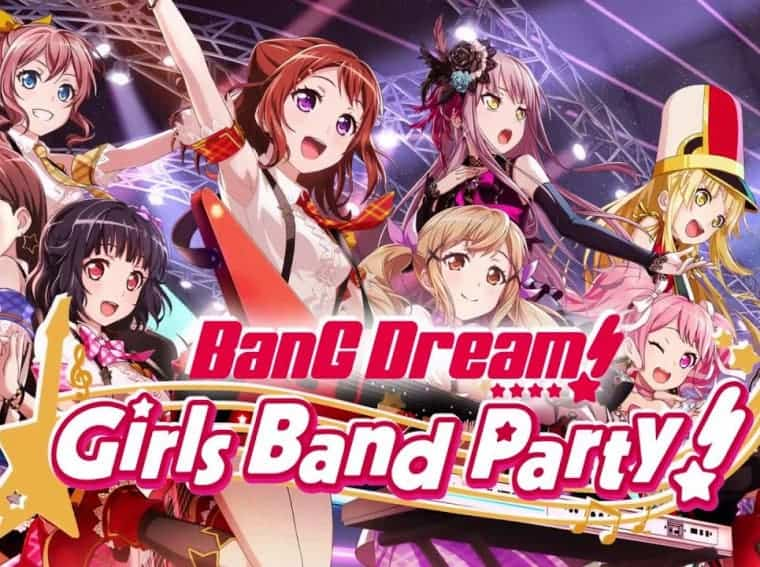 Girls Band Party