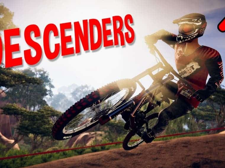 Descenders Switch Online