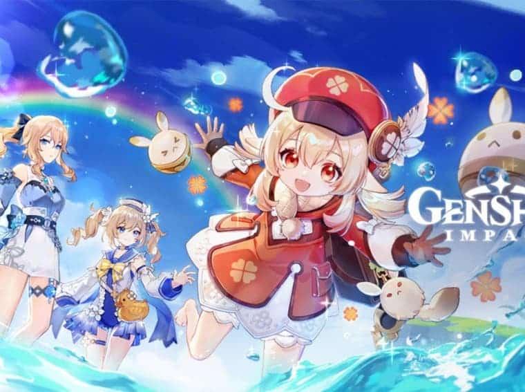 Genshin Impact 1.6