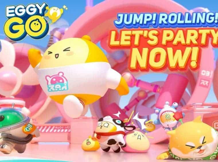 Eggy GO!