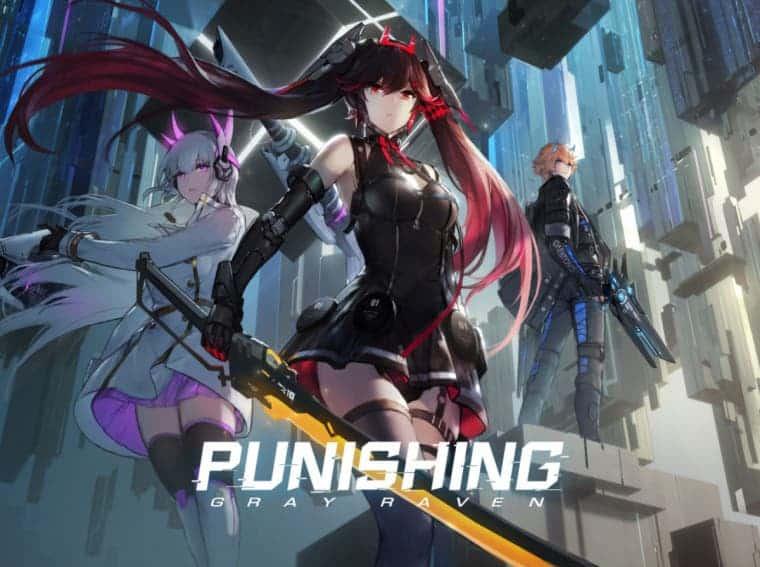 The Punishing: Gray Raven