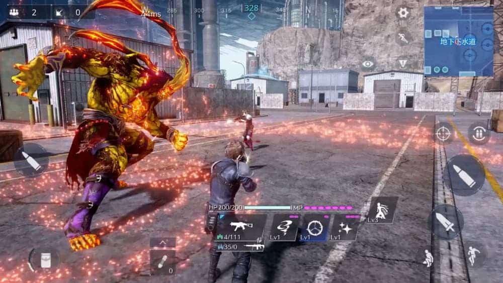 Final Fantasy VII: First Soldier