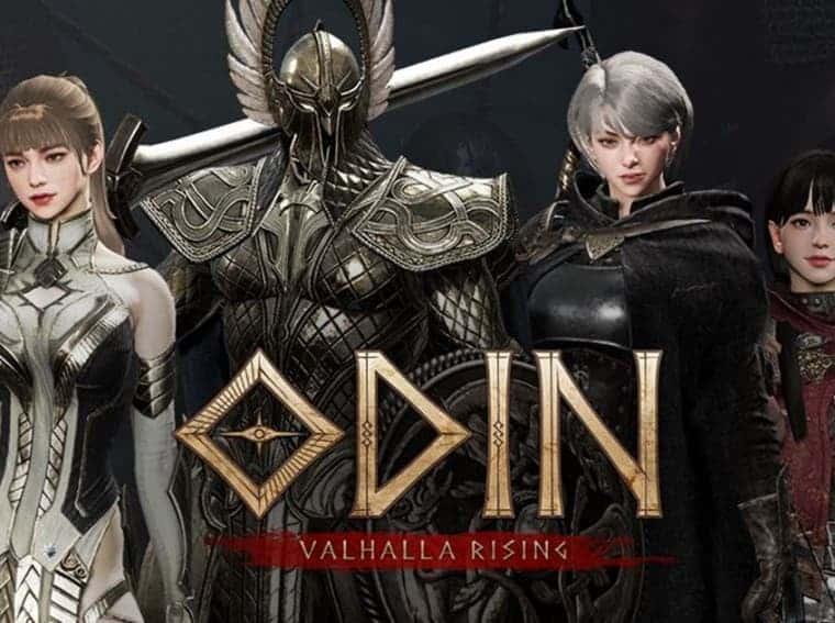 Oding Valhalla Rising