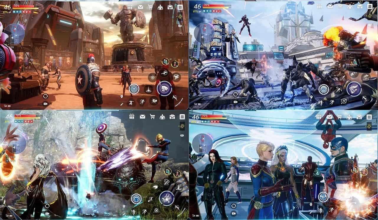 Marvel Future Revolutions