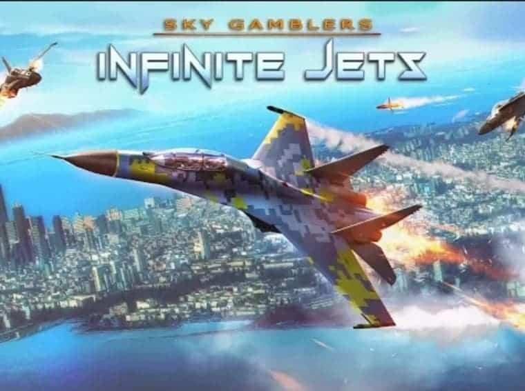 Sky Gamblers Infinite Jets