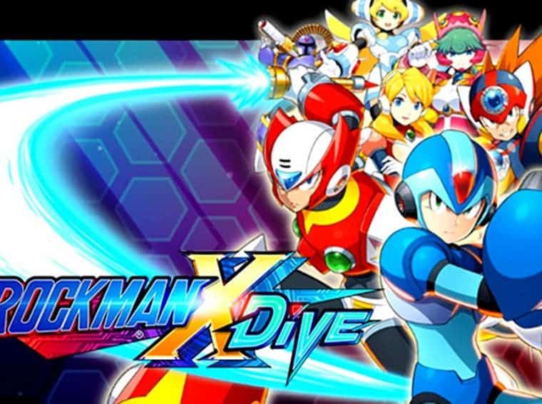 MegaMan X DiVE