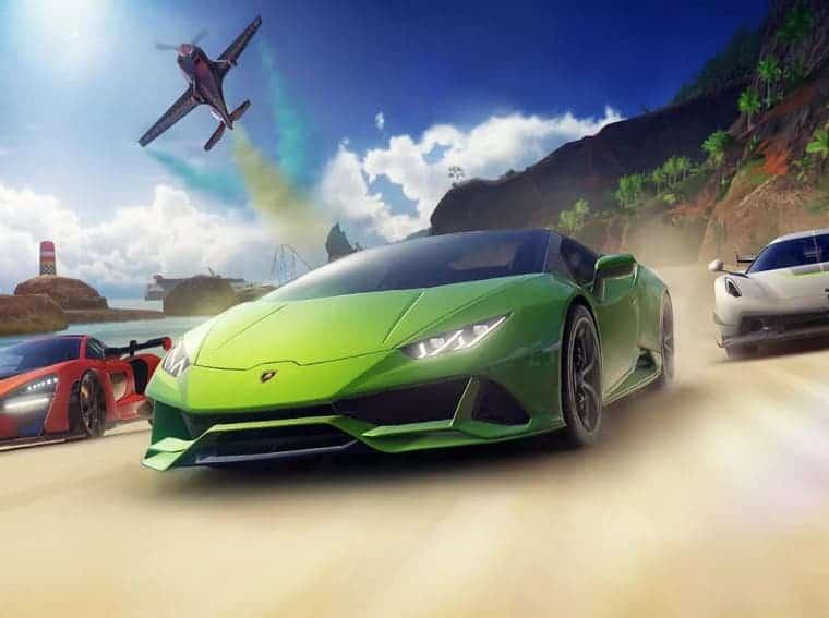 top 5 racing games mobile