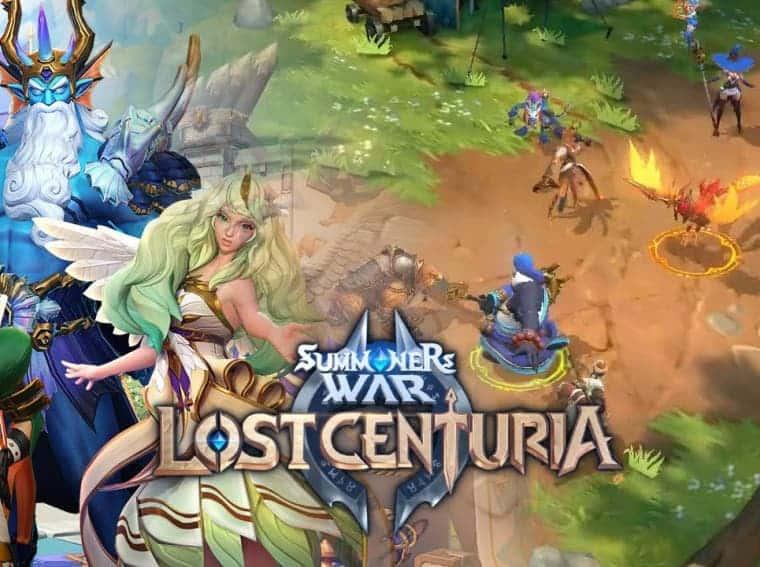 Summoners Wars: Lost Centuria