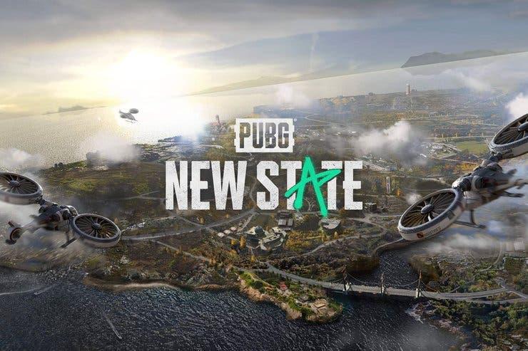 PUBG New State 2nd Alpha Test