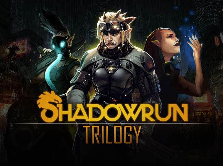 Shadownrun Trilogy