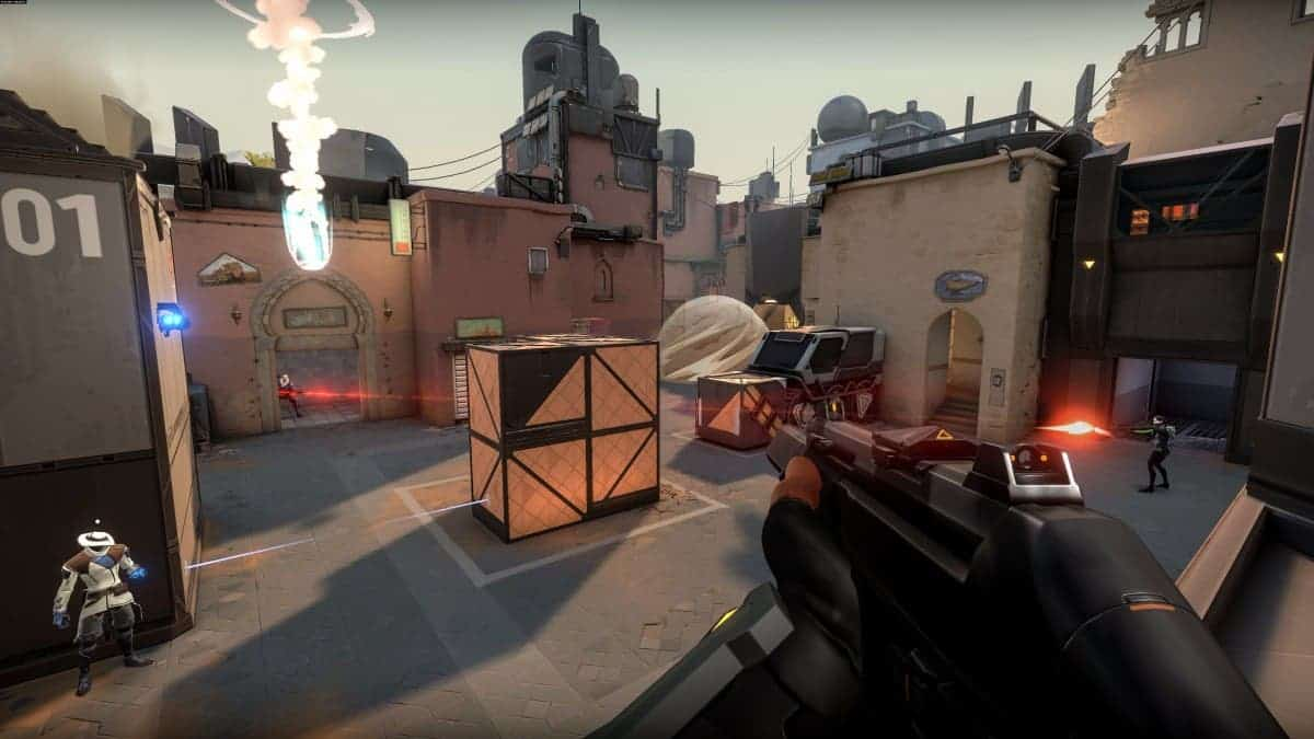 upcoming smartphone multiplayer shooter games
