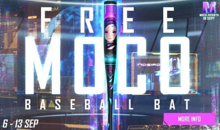Moco Baseball bat