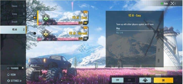 VS AI Mode