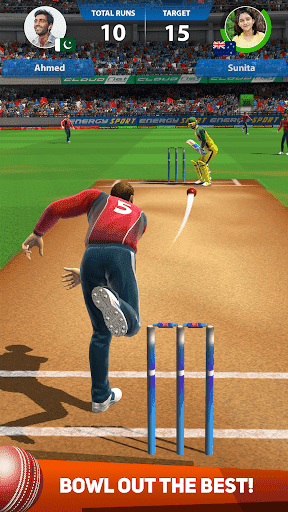 Cricket League is a quick-paced multiplayer cricket game, now available for pre-registration
