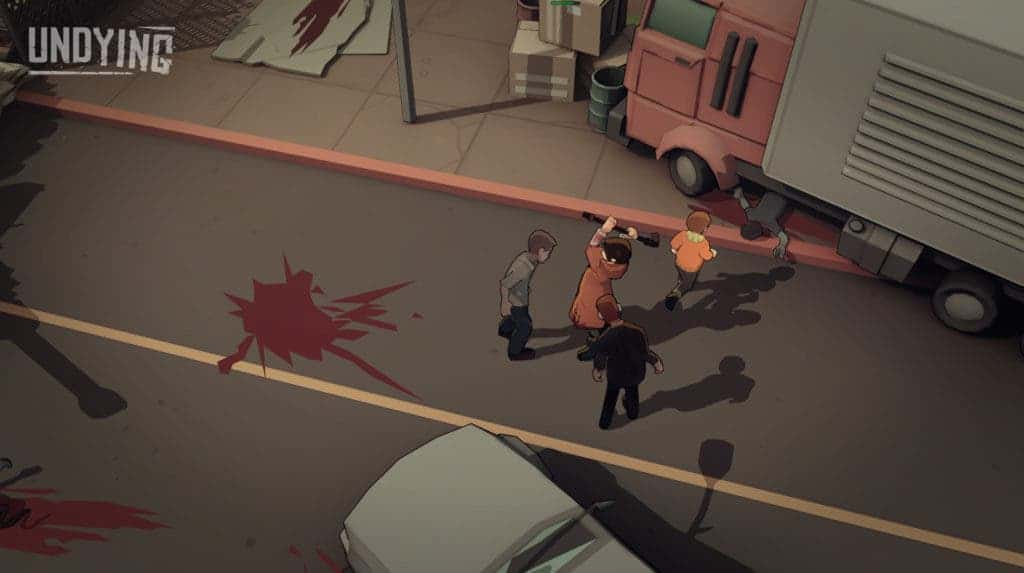 Undying is a zombie survival game with an emotional story